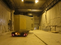 Beton. koupelny do D-Bad Oeynhausen (šířka 4,90 m + výška 3,75 m + váha 26 t.)